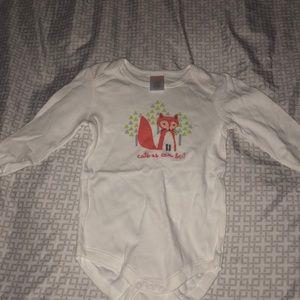 Long sleeve onesie 6-12 mths